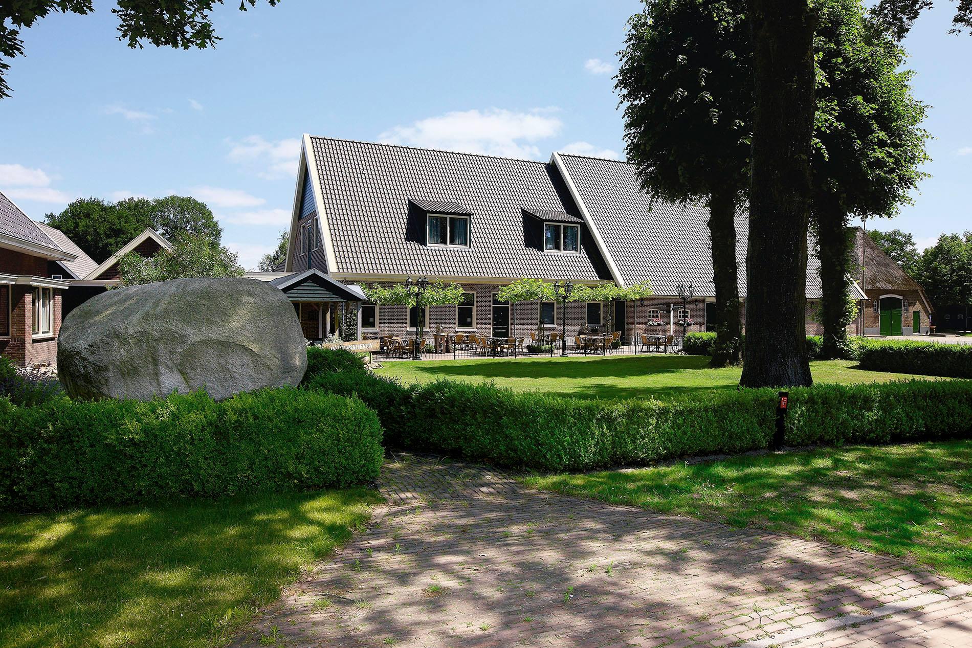 Restaurant Partycentrum De Zwerfkei Gees