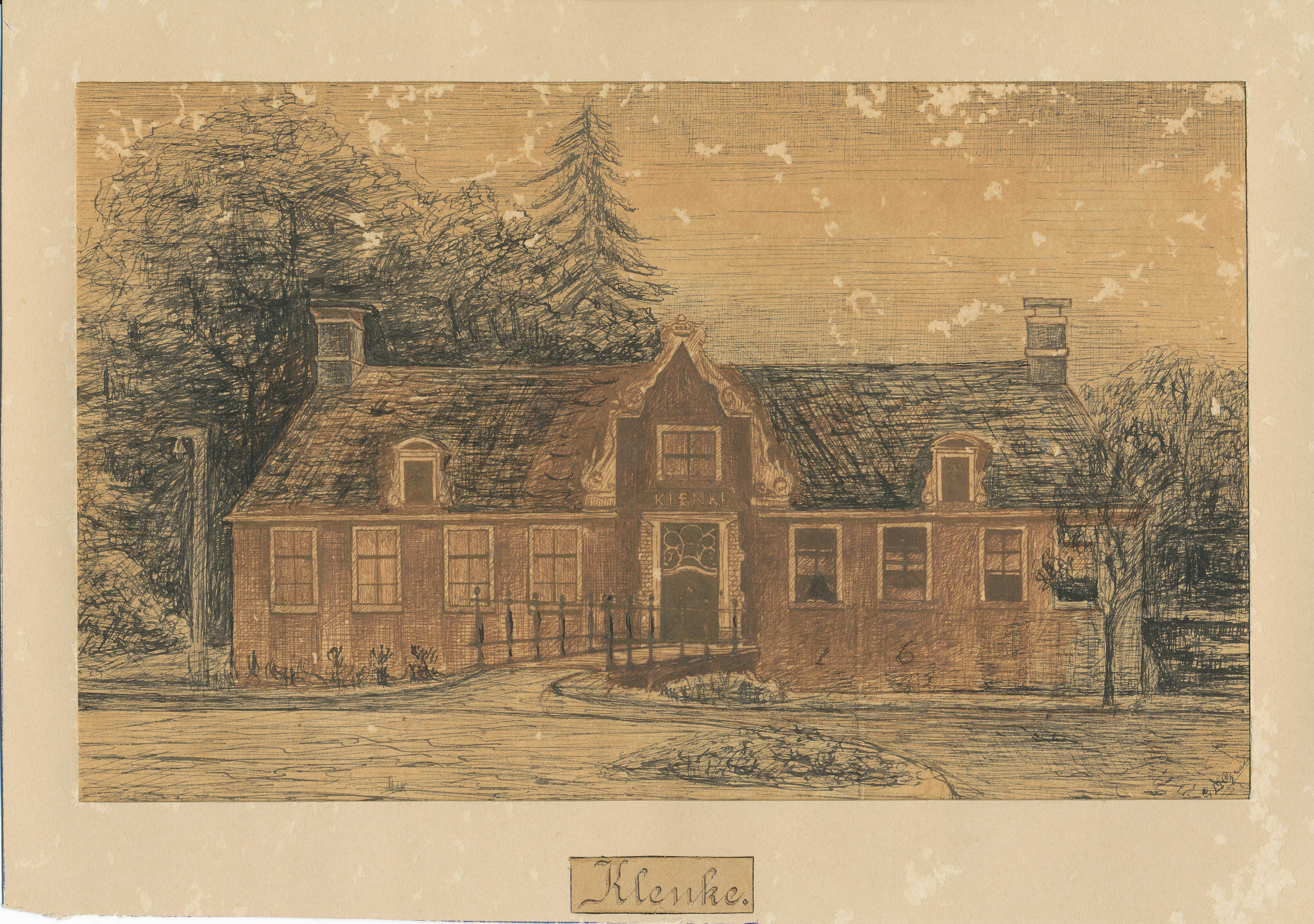 Historische vereniging Klenckerheugte