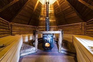 Spabron Hesselerbrug sauna