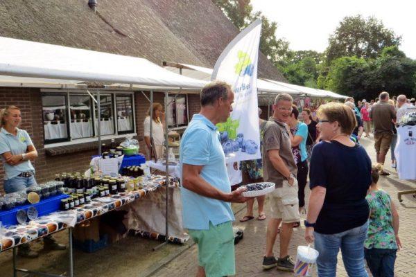 Zomermarkt in de Oude Steeg en omgeving