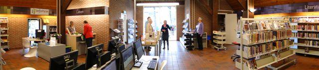 bibliotheek Oosterhesselen binnen