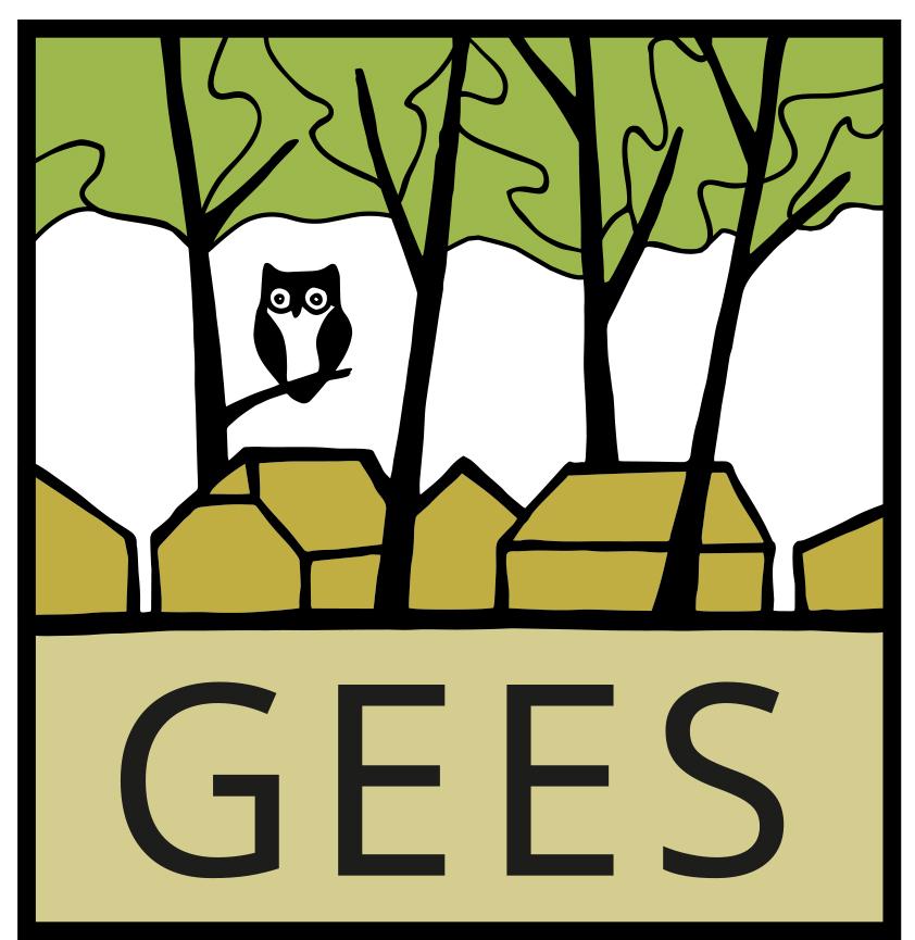 Nieuwe logo Gees 2018