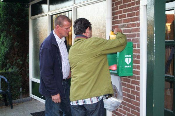 Geef je ook op als AED-vrijwilliger