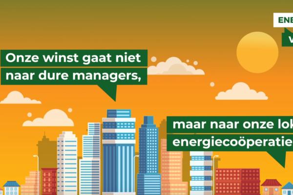 Energie VanOns, eerlijke groene energie!