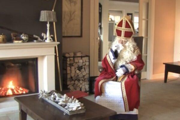 Sinterklaas is verdrietig. Wat moeten we nou?