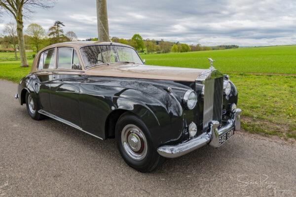 Rolls Royce en Bentley club in Gees
