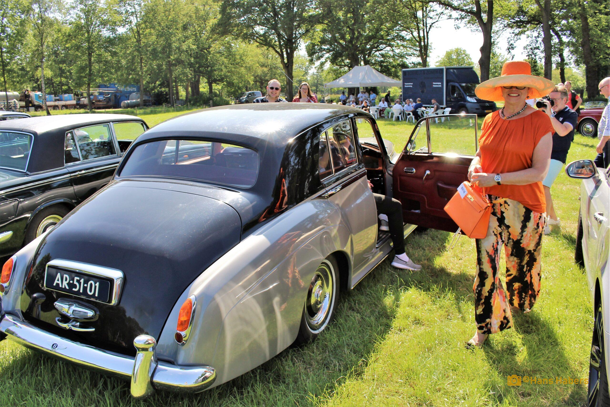 Rolls-Royces en Bentley's