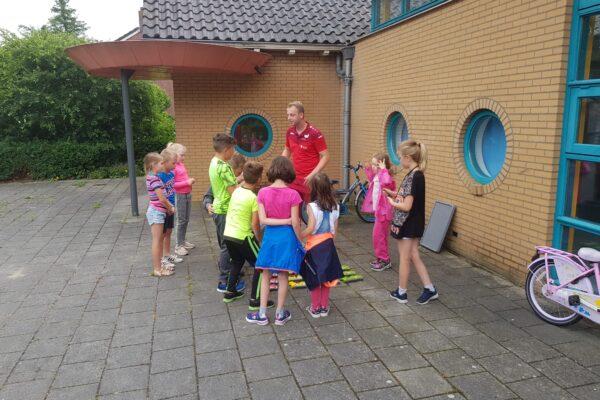 Sport- en spelactiviteiten kids