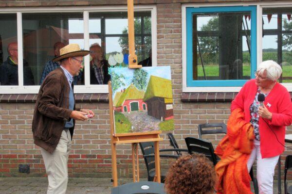 Mooie bijdrage Gees aan start culturele jaar Coevorden