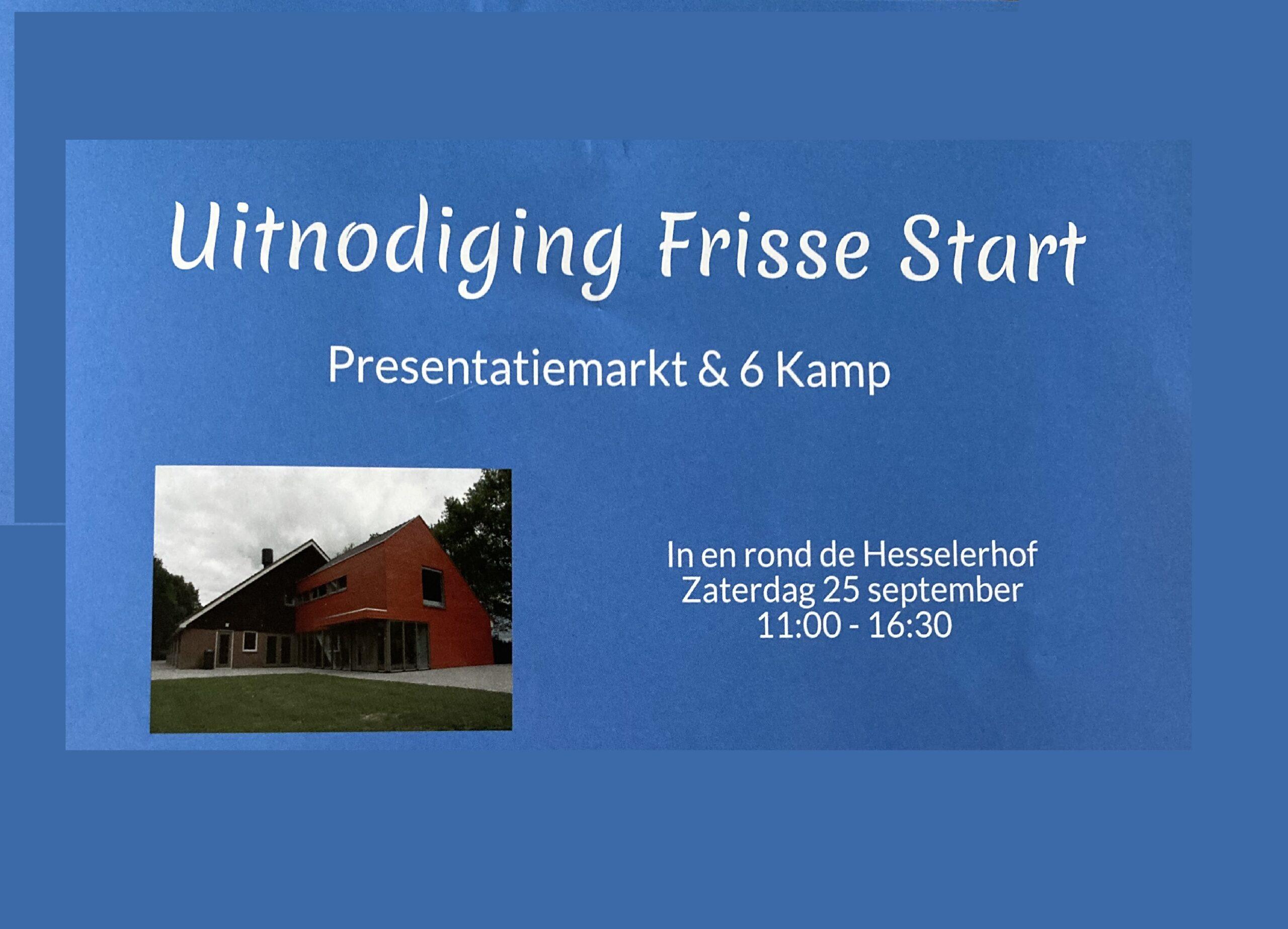 frisse-start
